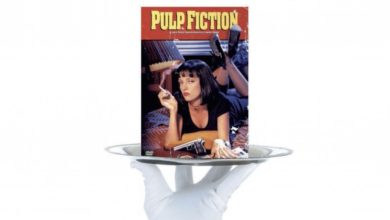 Photo of Pulp fiction