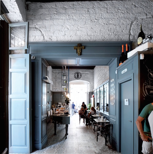 Bar Cairoli, Foggia