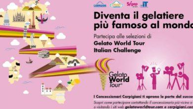 Photo of L'intervento di Franco Cesare Puglisi alla Finale di Gelato World Tour Italian Challenge