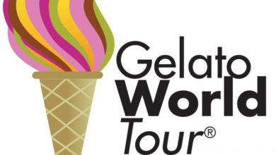 Photo of Gelato World Tour; Gran finale