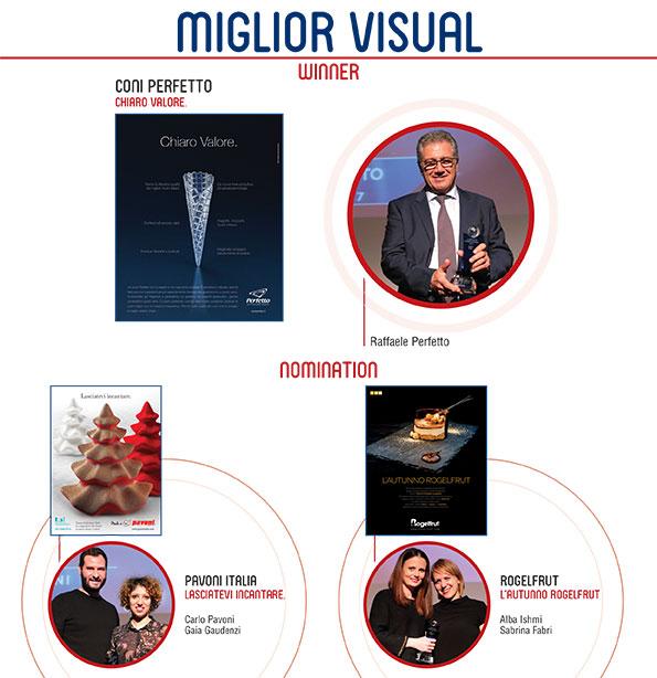 premio comunicando 2017 miglior visual