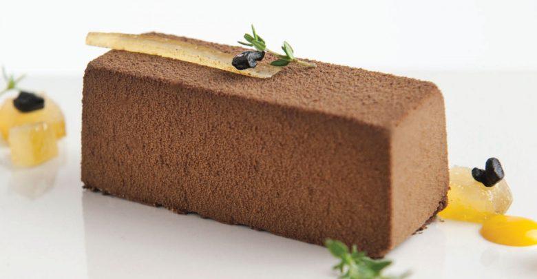 Photo of Cioccolato e limone al piatto