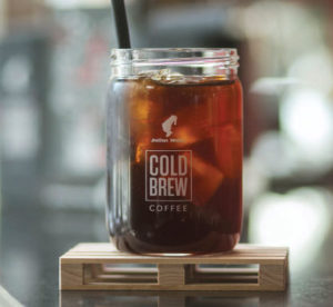 Julius Meinl Cold Brew on the rocks
