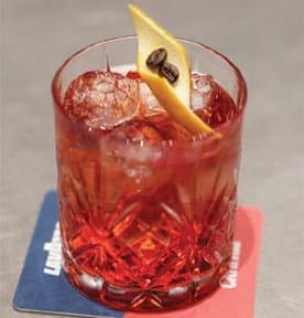 Lavazza Cocktail Campari