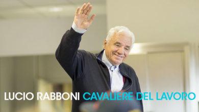 Photo of Lucio Rabboni, Cavaliere del Lavoro