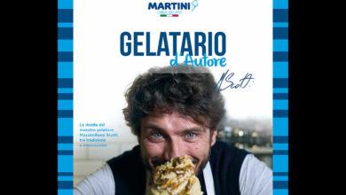 Photo of Martini Linea Gelato presenta il Gelatario d'Autore