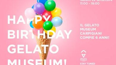 """Photo of Il Gelato Museum celebra i suoi 7 anni con una sorpresa per """"allenare"""" i sensi"""