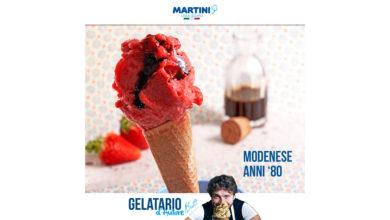 Photo of Martini Linea Gelato: Modenese Anni 80