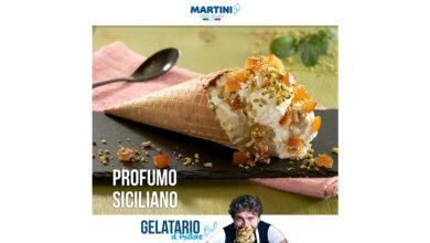Photo of Martini Linea Gelato: Profumo Siciliano