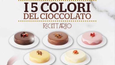 Photo of I 5 colori del Cioccolato