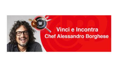 Photo of Mostra il tuo lato dolce e vinci un incontro esclusivo con Chef Alessandro Borghese!