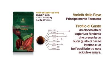 Photo of Scarica il ricettario del gelato Cacao Barry