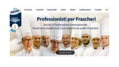 Photo of Anche la Federazione Internazionale Pasticceria Gelateria & Cioccolateria ha scelto Frascheri!