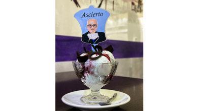 Photo of Il mondo del gelato rende omaggio a uno degli eroi del Covid