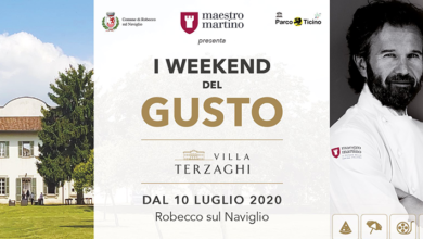 Photo of Pizza Gourmet: i weekend del gusto a Villa Terzaghi firmati dallo Chef Carlo Cracco