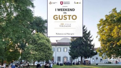 Photo of Tutti i sapori del Parco del Ticino a I Weekend del Gusto a Villa Terzaghi