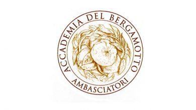 """Photo of Eugenio Morrone e' stato insignito del titolo di """"Ambasciatore dell'Accademia del Bergamotto"""", insieme a Iginio Massari e Filippo La Mantia."""
