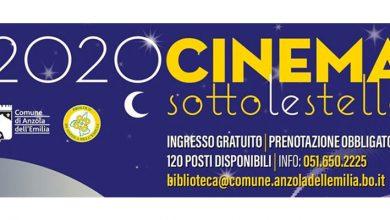 Photo of Cinema sotto le stelle & Aperigelato mercoledi 22 luglio