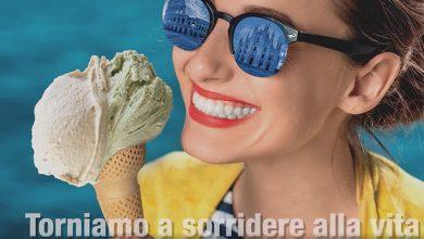 Photo of Promo della campagna: Ama l'Italia, Mangia il Gelato, Sorridi alla Vita!