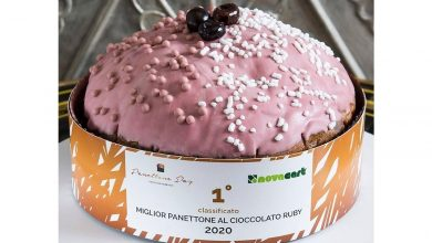 Photo of Amarena Fabbri conquista l'oro al Panettone Day 2020