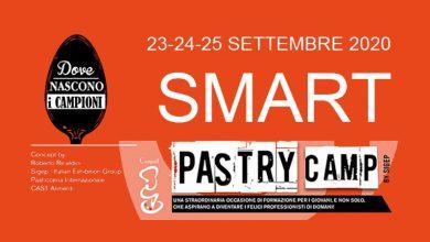Photo of E' tempo di Pastry Camp… smart
