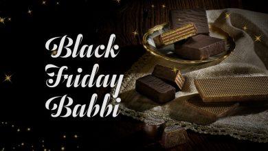 Photo of Babbi: un Black Friday… fondente!