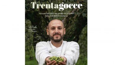 """Photo of Libri: esce """"Trentagocce"""", le ricette di Andrea Perini con l'olio EVO"""