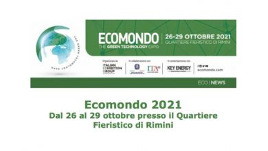 Photo of Save the date Ecomondo 2021
