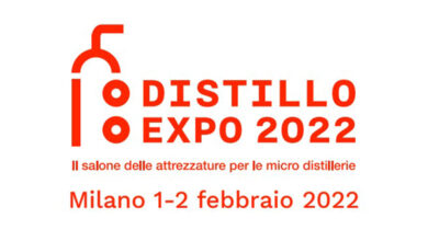 "Photo of Fiere, l'Italia riparte: a febbraio debutta ""DISTILLO"" a Milano"