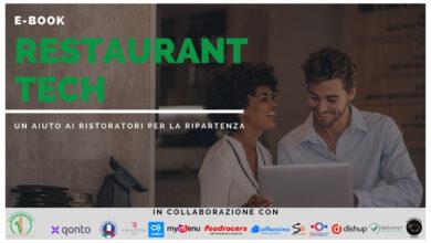 Photo of Pubblicato l'e-book restaurant-tech: un aiuto ai ristoratori per la ripartenza