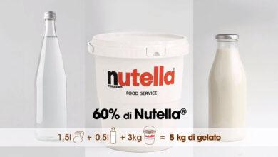 Photo of Scopri la ricetta del gelato artigianale Nutella®